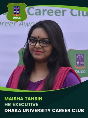 Maisha Tahsin - Executive - DUCC - 2017-18