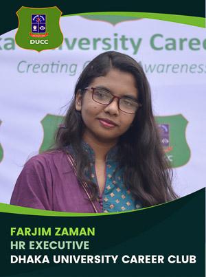 Farjim Zaman - Executive - DUCC - 2017-18