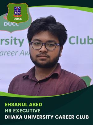 Ehsanul Abed - Executive - DUCC - 2017-18