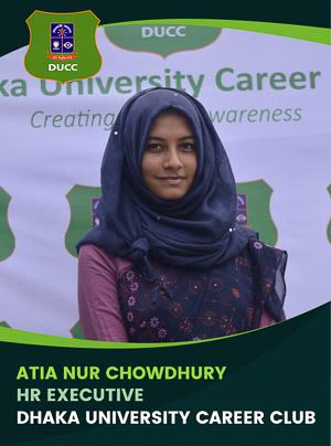 Atia Nur Chowdhury - Executive - DUCC - 2017-18