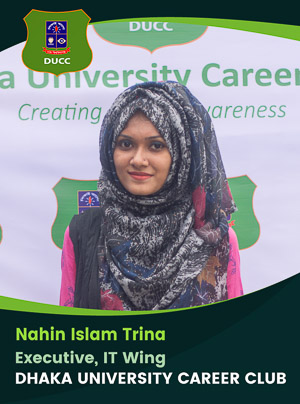 Nahin Islam Trina - Executive - DUCC - 2017-18