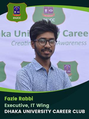 Fazle Rabbi - Executive - DUCC - 2017-18