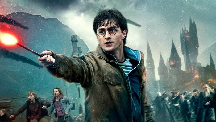 Бородатый Гарри и воскресший Волан-де-Морт в фанатском трейлере новой части «Гарри Поттера»