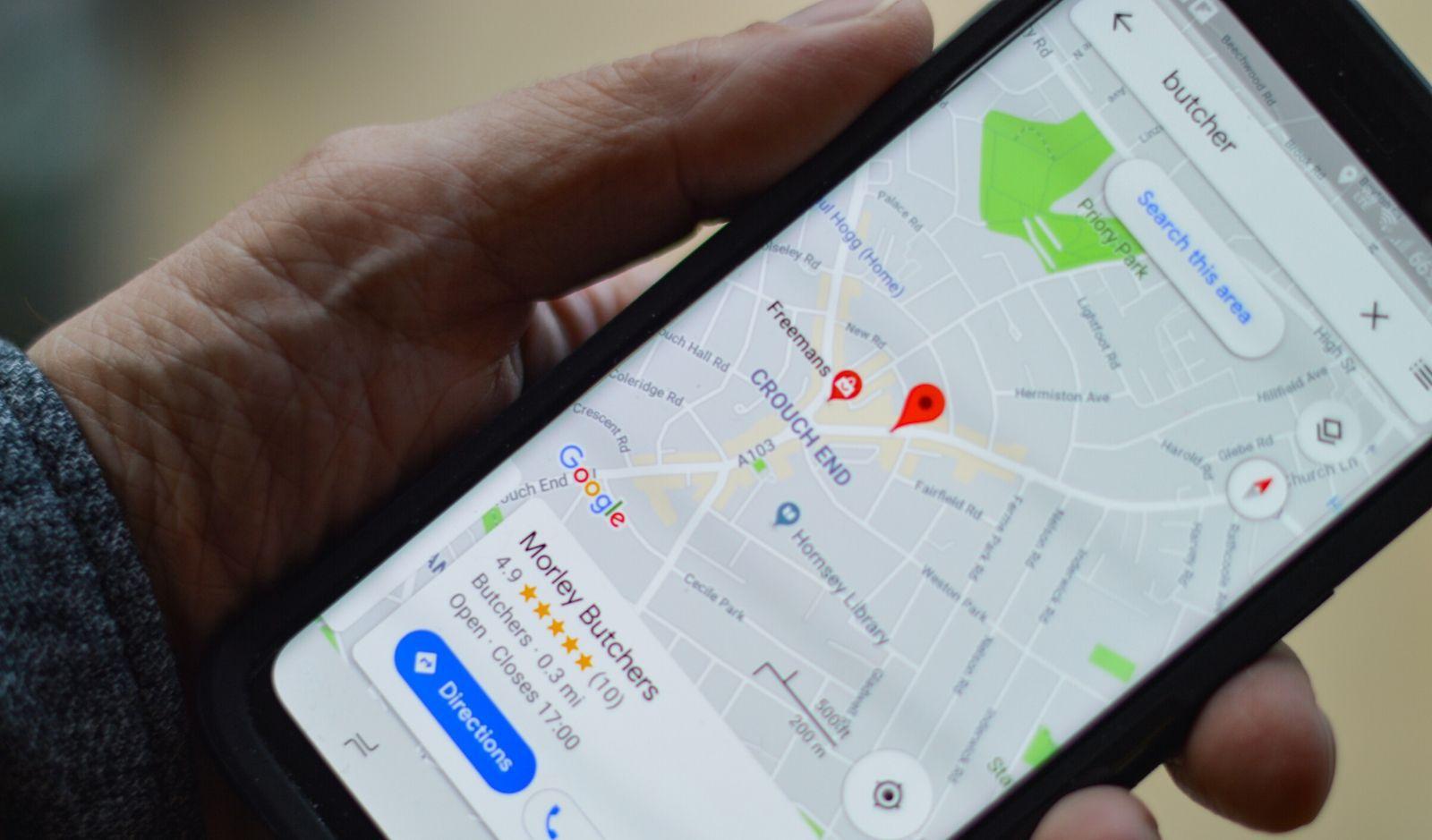 google maps wix corvid
