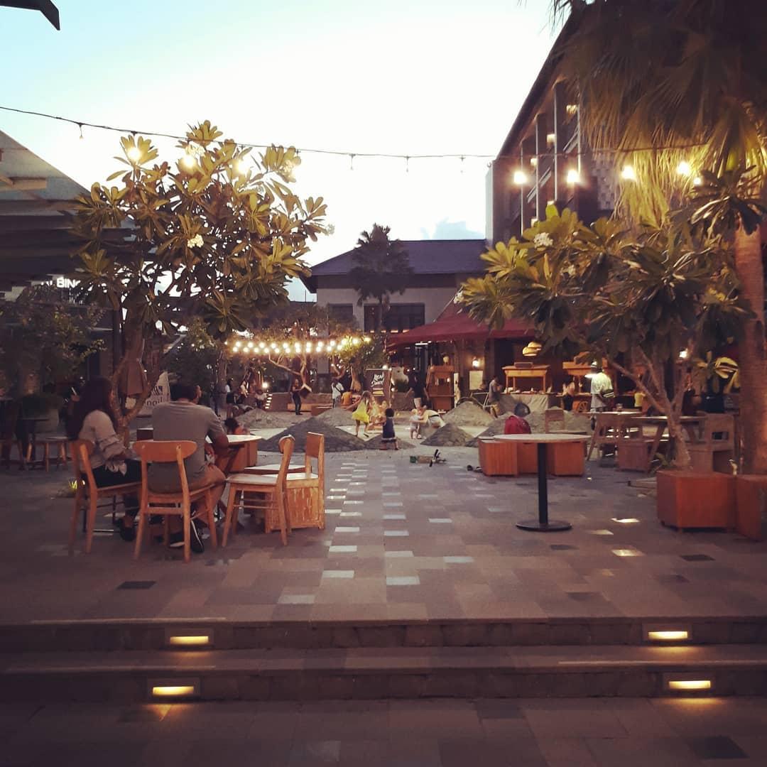 jimbaran bali restorant