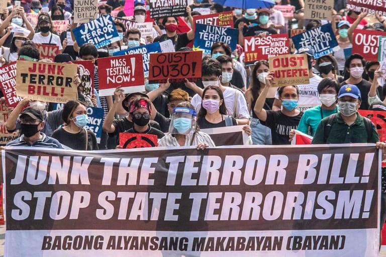 Anti Terror Bill