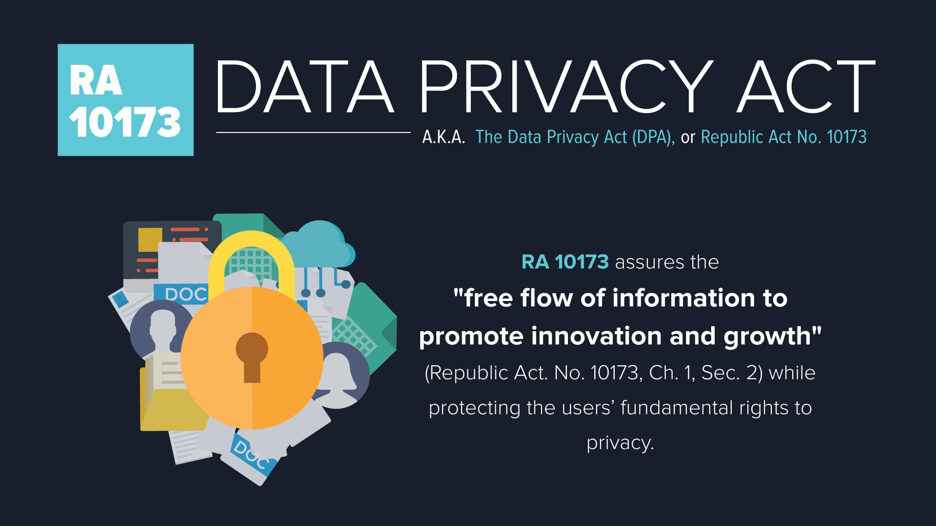 E-Learning and Data Privacy under RA 10173: Best Practices for Data Protection For Online and Remote Learning