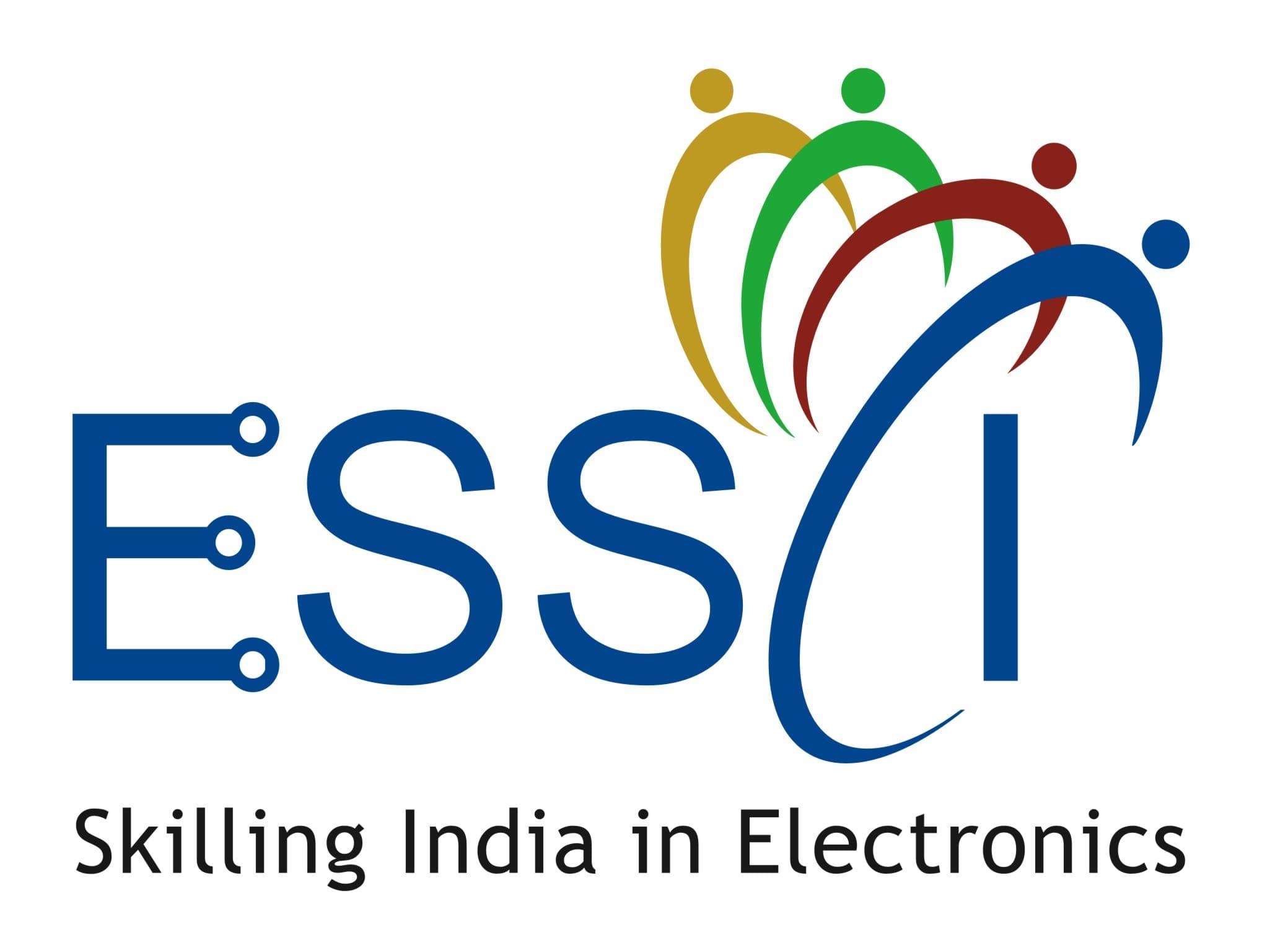 ESSCI skilling india in electronics