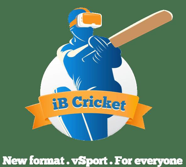 iB Cricket Logo