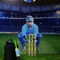 VR Cricket Stadium