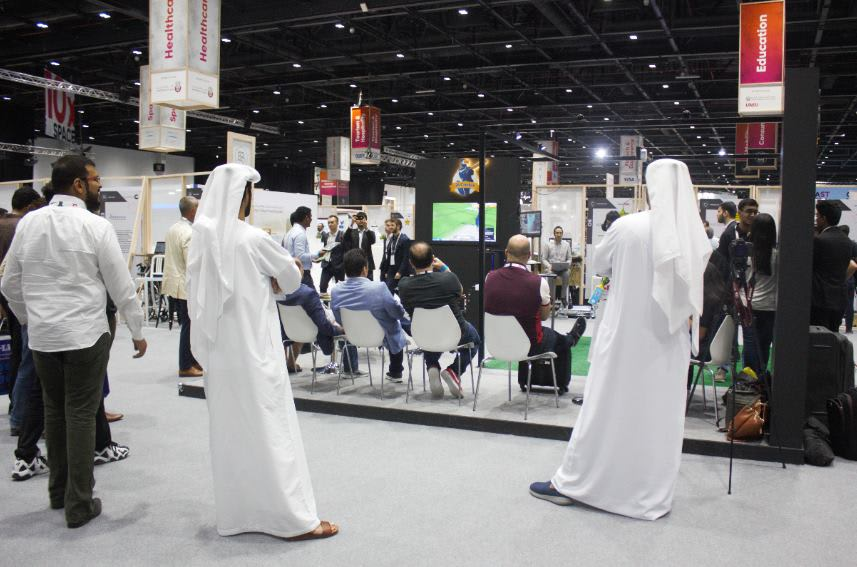 iB Cricket at GITEX
