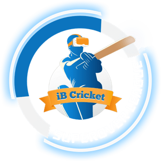 iB Cricket Super Over League Logo