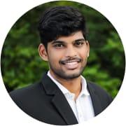 U Vinay Surya Teja