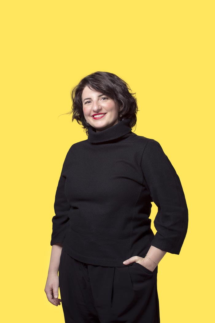 Carola Serminato — Press Officer