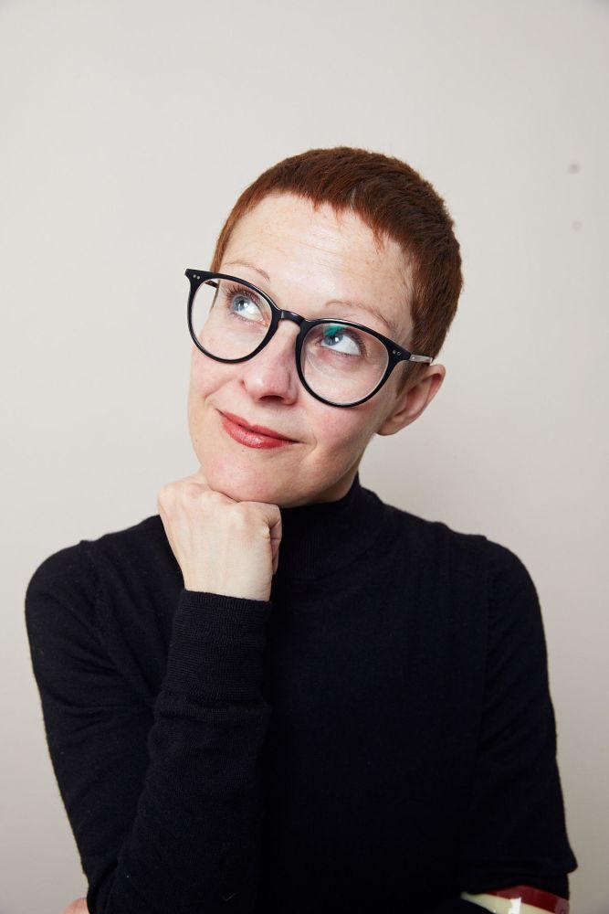 Giorgia Lupi, fotografia di Jake Chessum