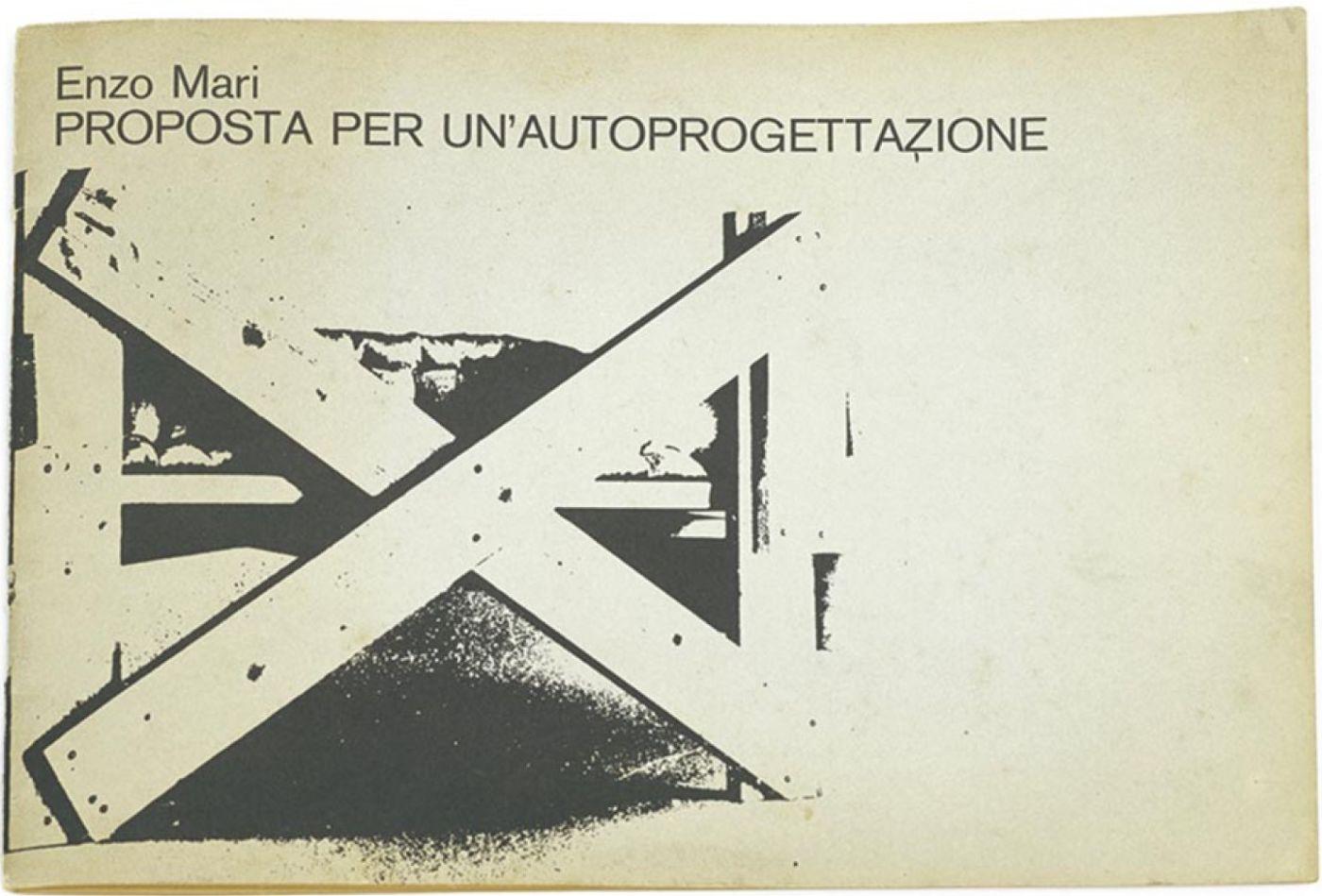 Enzo Mari, Proposta per un'Autoprogettazione,1973 - Catalogo