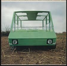 Mario Bellini, Kar-a-sutra, in collaborazione con Cassina, realizzata con Citroën e Pirelli, 1972 - via MoMA