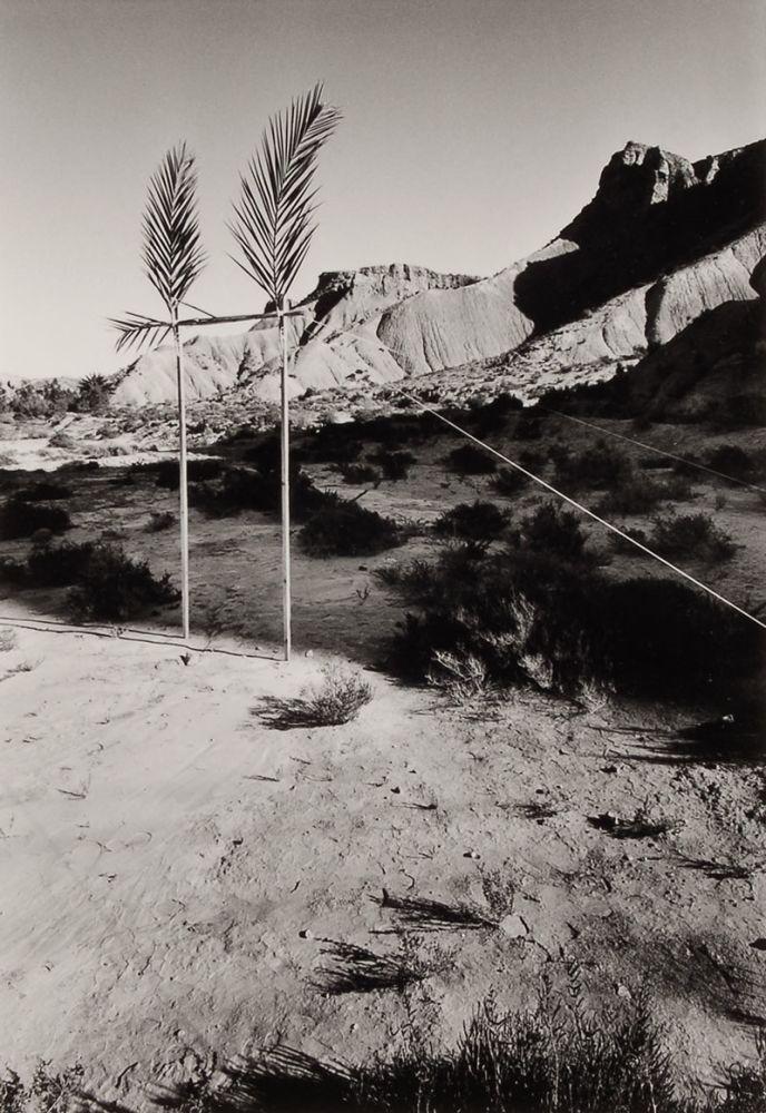 Ettore Sottsass, Disegno di una porta per entrare nell'ombra, 1973