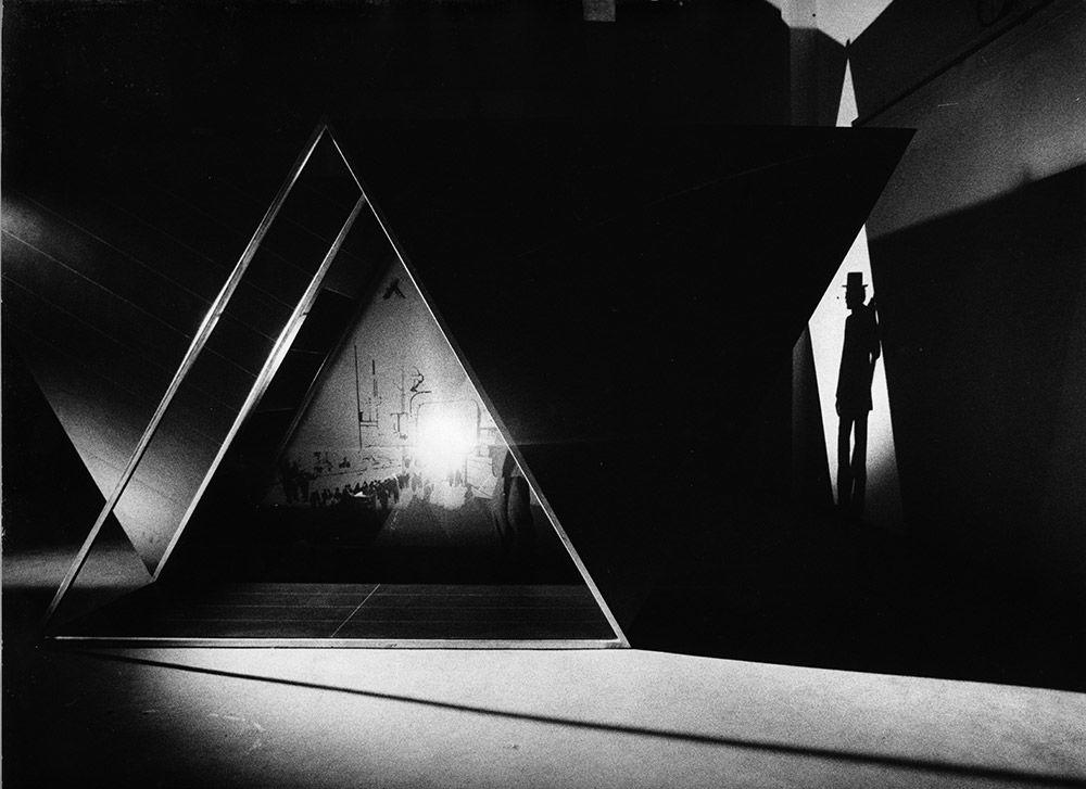 Ugo La Pietra, Casa Telematica, 1972, via Ugo La Pietra