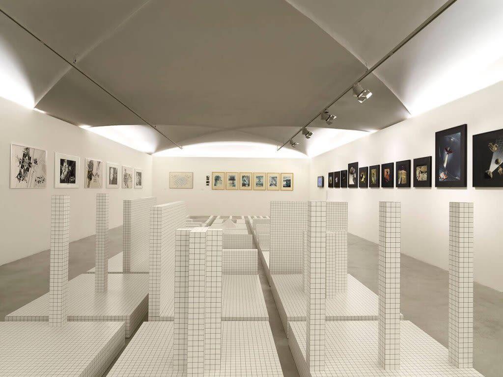 Istogrammi d'architettura, la Strozzina Firenze, Utopie Radicali
