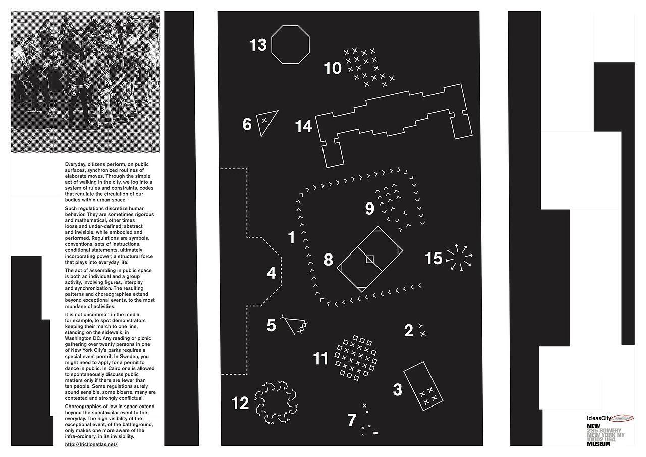 Giuditta Vendrame e Paolo Patelli, Friction Atlas, 2014 - via Giuditta Vendrame
