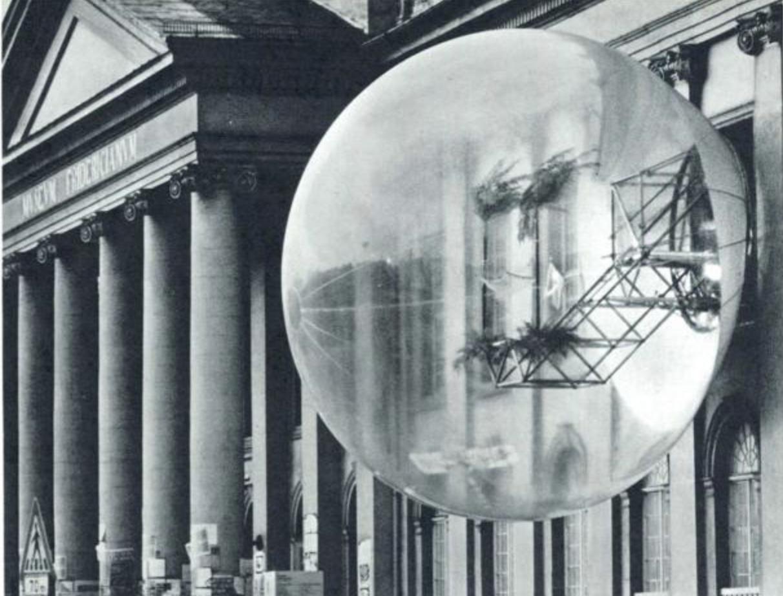 Haus Rucker Co., 1967 - via Domus 569