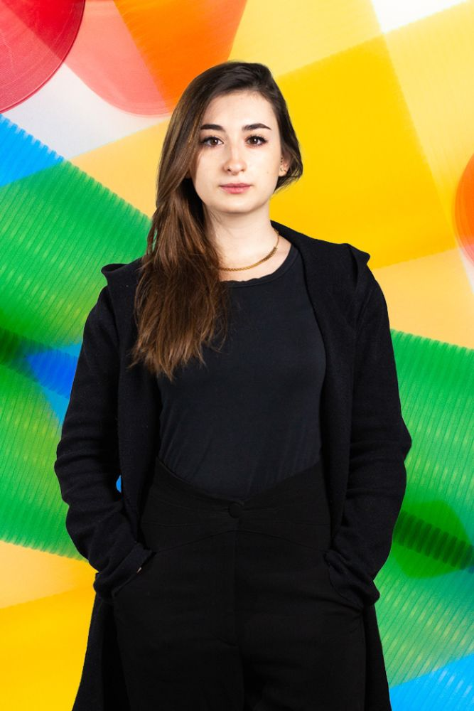 Rossana Bazzano — Project Manager