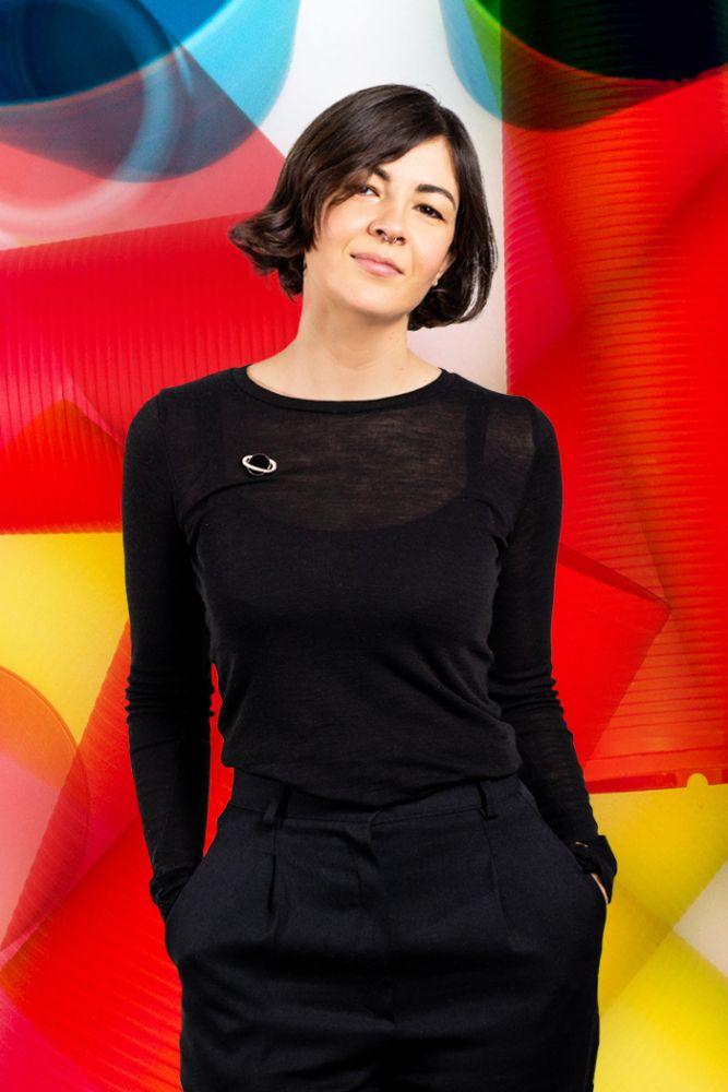 Marta Della Giustina — Communication Manager