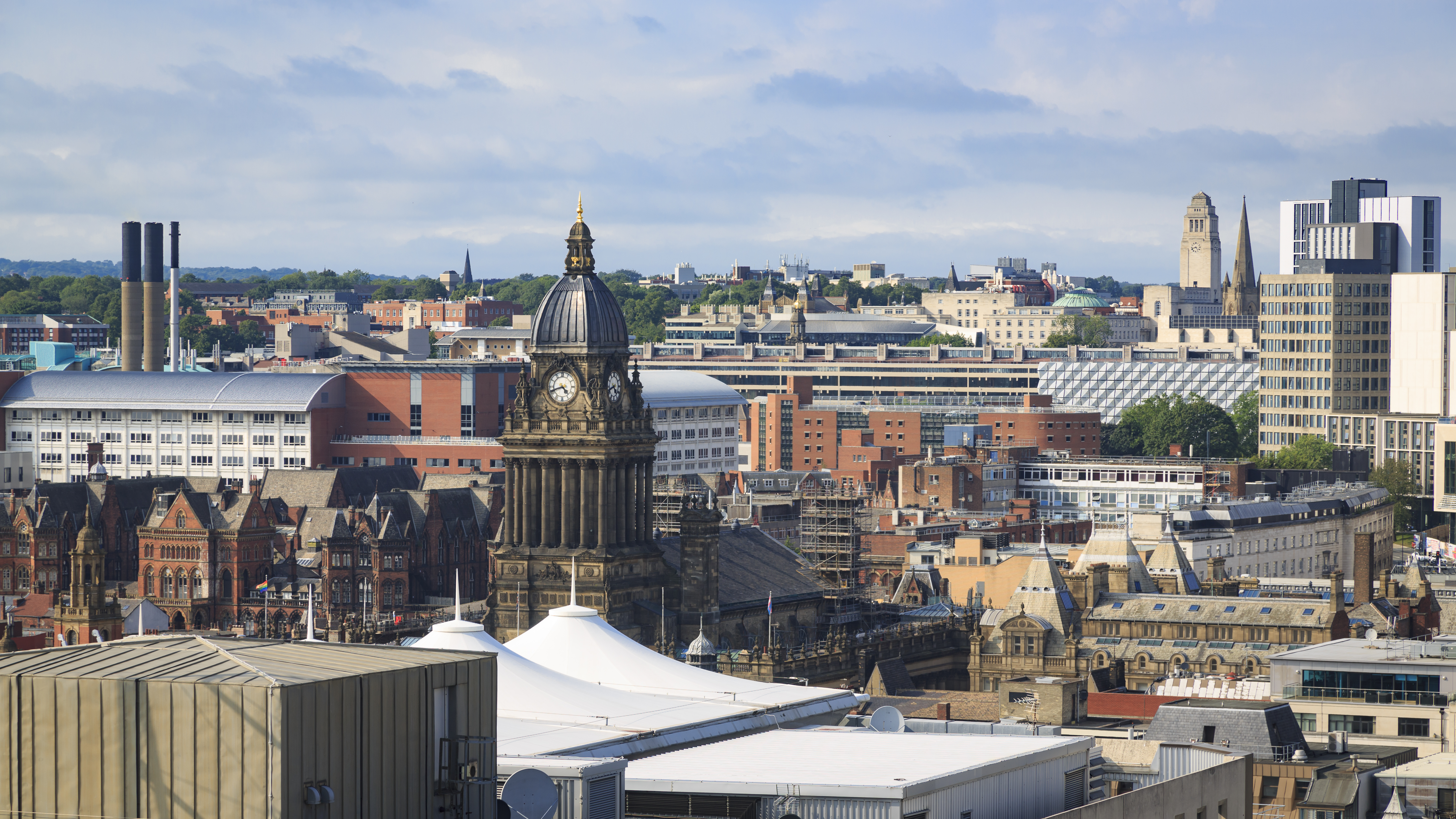 Joining the Thriving Tech and Digital Community in Leeds