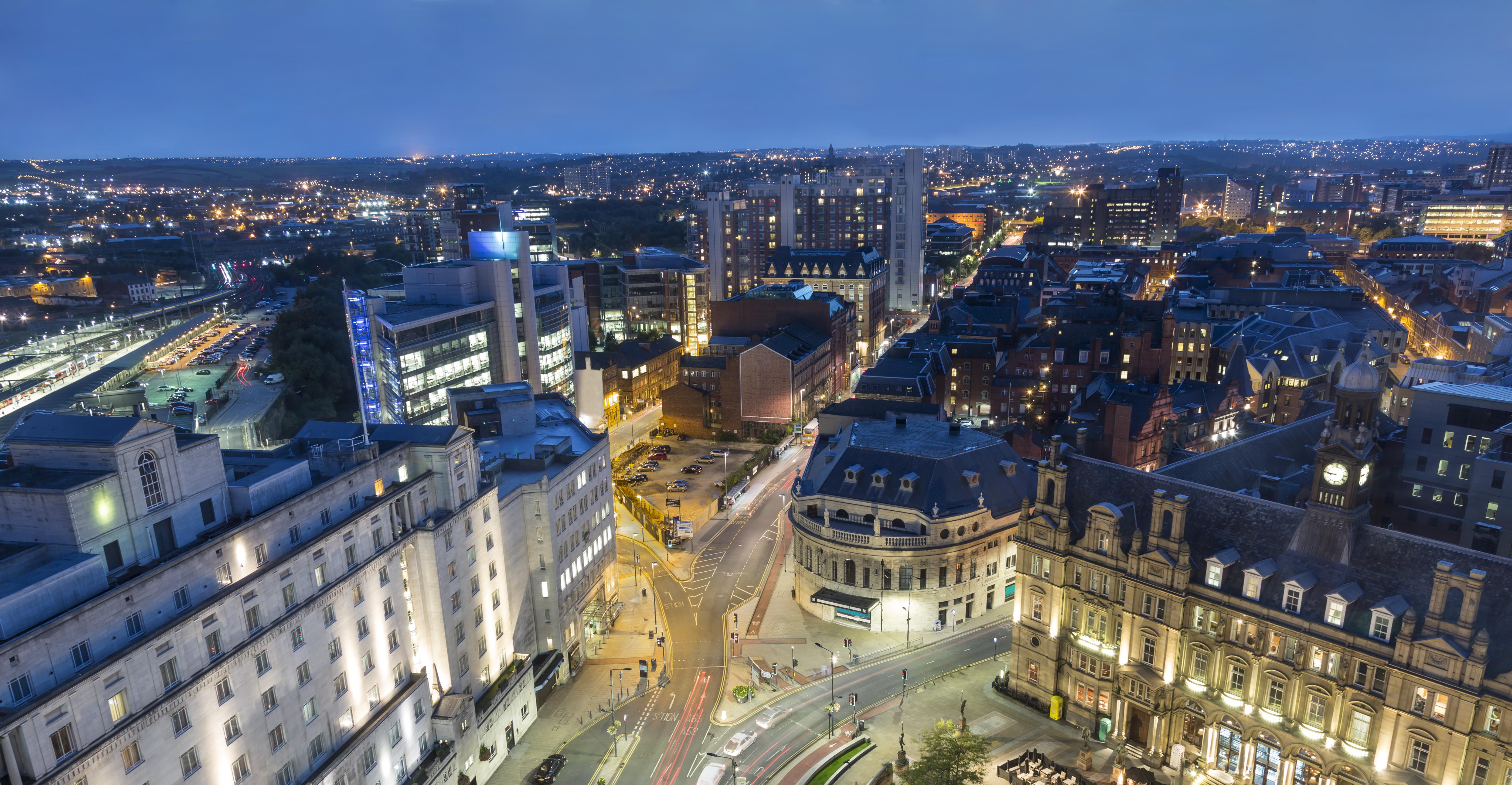 Leeds - An Exciting Tech Hub