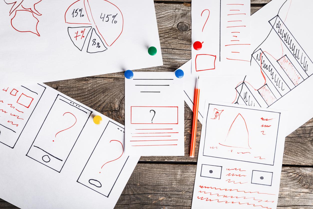 Design and create an app