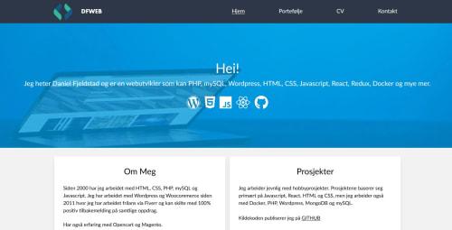 Dfweb versjon 2