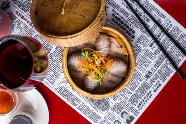 Ресторан «Китайская грамота»: для тех, кто в Питере