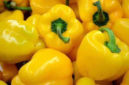 yellow pepper 1kg