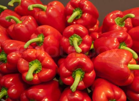 fresh red pepper 1kg