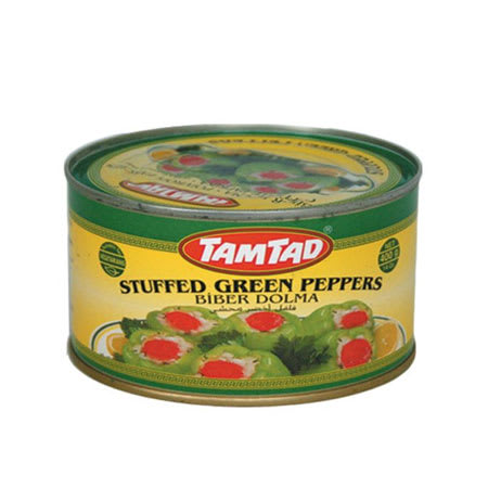 tamtad stuffed green pepper 400g