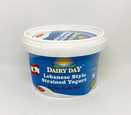 dairy day strained yogurt 450g