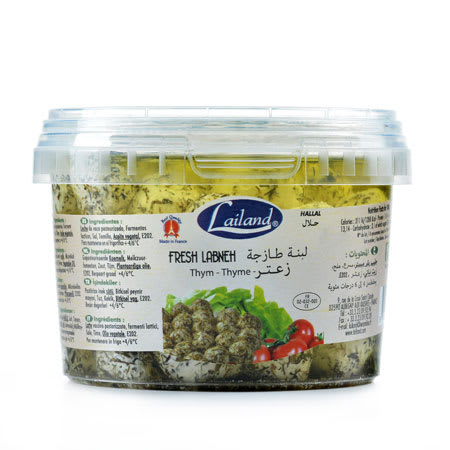 lailand fresh labneh thyme 320g