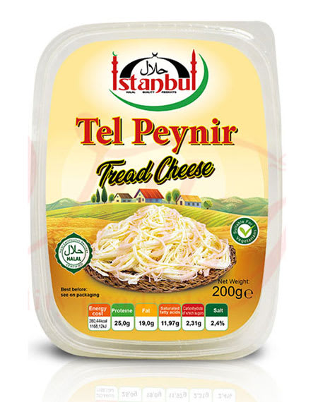 istanbul tel peynir 200g