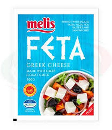 melis feta greek cheese 200g