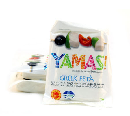 arkay yamas greek feta 200g
