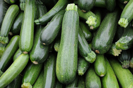 green courgette 1kg