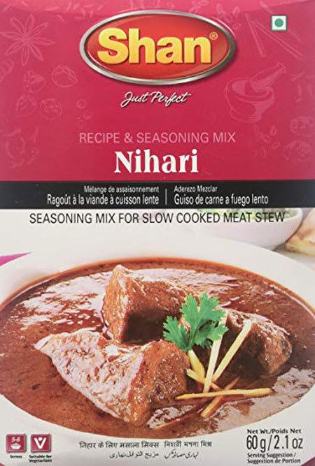 shan nihari 60g