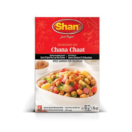 shan chana chaat 50g