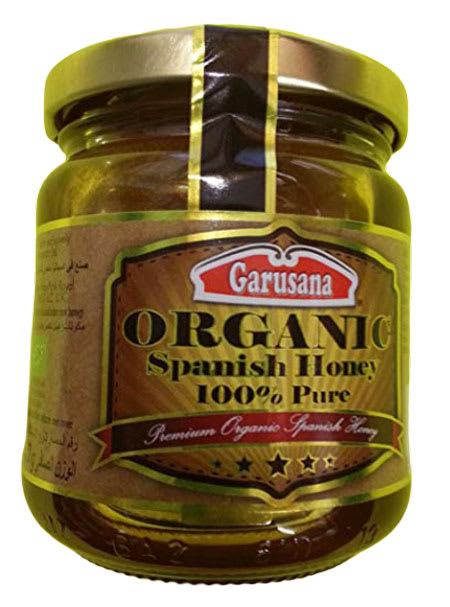 garusana organic honey 250g
