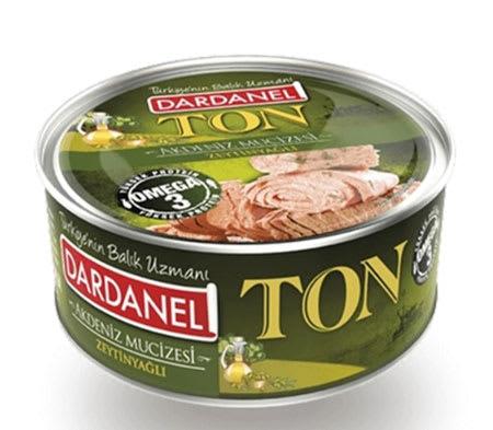 dardanel tuna 160g