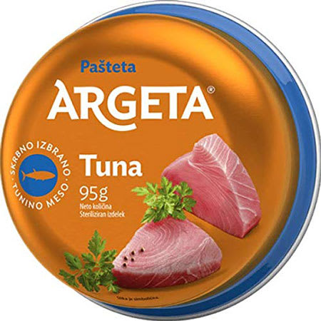 argeta tuna 95g