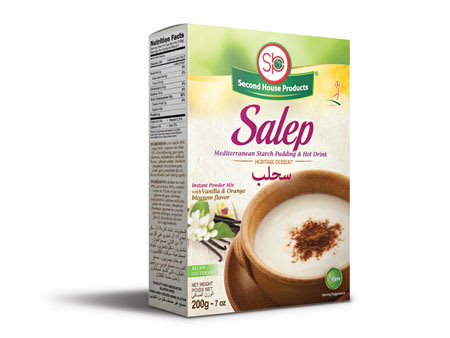 second house salep 200g