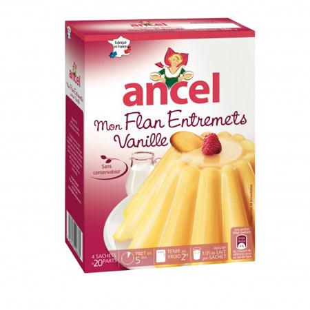 ancel vanilla pudding 180g
