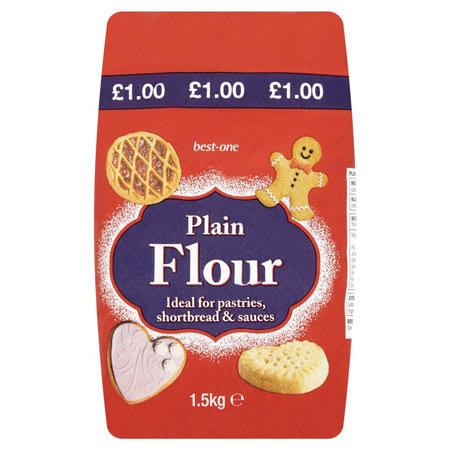 best on plain flour 1.5kg